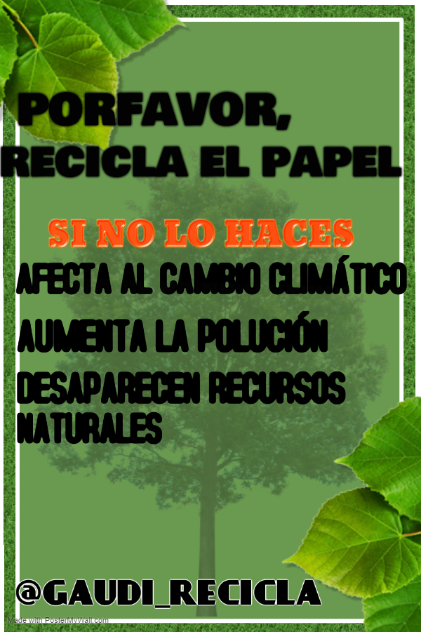 Copia de Earth Awareness Hecho con PosterMyWall 1
